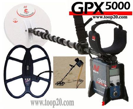 مجموعه کامل آشنایی و نحوه کار با فلزیابها، 140 مدار ساده و حرفه ای، تنظیمات فلزیاب GPX 5000 ، تنظیمات و طراحی فلزیاب تفنگی